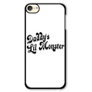 Harley Quinn - Daddy S Lil Monster iPod Touch 6 Case
