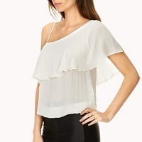 Romantic Flounce Top