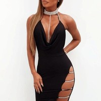 Life of the party Bodycon Dress