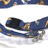 Dog Lanyard ID Holder