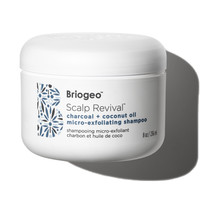 Scalp Revival Charcoal + Coconut Oil Micro-Exfoliating Shampoo - Briogeo Hair Care