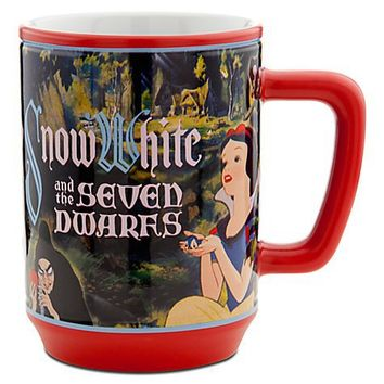 Disney Movie Moments Snow White and the Seven Dwarfs Mug | Disney Store