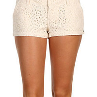 Volcom lace shorts