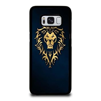 world of warcraft alliance samsung galaxy s3 s4 s5 s6 s7 edge s8 plus note 3 4 5 8  number 1