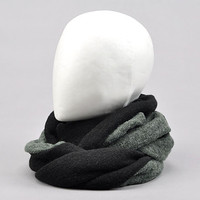 Fashion Men Snood Scarf