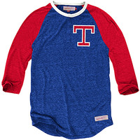 Texas Rangers Hustle Play Henley - MLB.com Shop