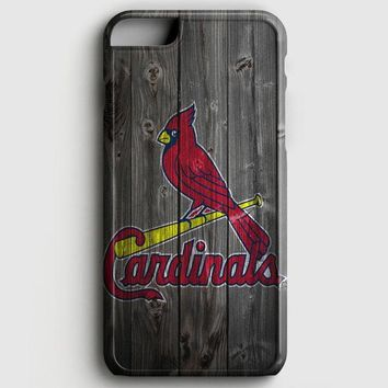 St Louis Cardinals iPhone 6 Plus/6S Plus Case