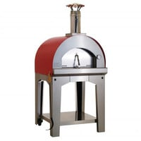 BULL Large Pizza Oven & Cart (Complete) Made In Italy
