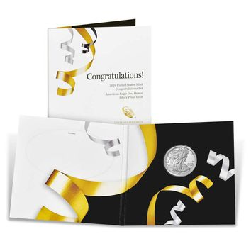 2019 United States Mint Congratulations Set
