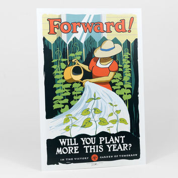 Forward by The Victory Garden of Tomorrow