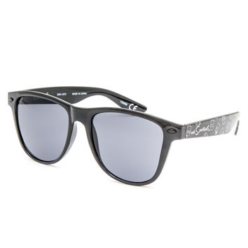 Neff Simpsons Sunglasses Black One Size For Men 26819010001