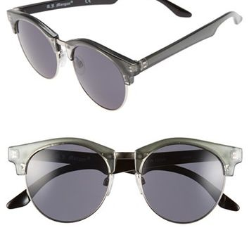 Women's A.J. Morgan 'Tippy' 50mm Sunglasses