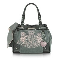 Juicy Couture New Scottie Embroidery Daydreamer Shoulder Bag | FORZIERI