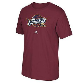 Cleveland Cavaliers Men's Shirt Full Primary Logo T-Shirt NBA X-Large