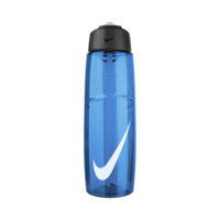 Nike 32oz T1 Flow Swoosh Water Bottle (Blue)