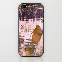 lotus dream (2) iPhone & iPod Skin by Marianna Tankelevich