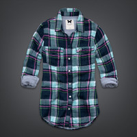Duofold Plaid Shirt