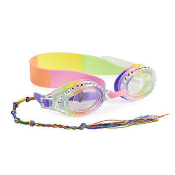 Bling2O Girls Bling Marley Swim Goggles - Cute and Colorful Swimming Goggles!