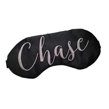 Personalized Men or Women's Sleep Mask