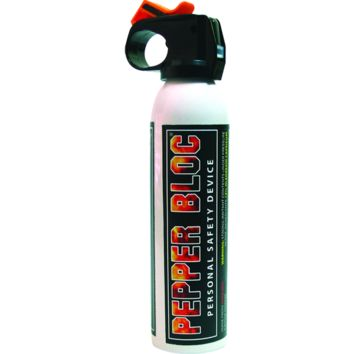 16 oz. Pepper Spray and Bear Deflector