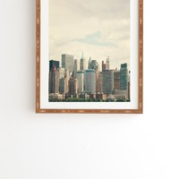Catherine McDonald Lower Manhattan NYC Framed Wall Art