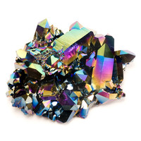 Titanium Coated Quartz Crystals