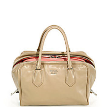 Prada - Medium Soft Calf Inside Bag - Saks Fifth Avenue Mobile