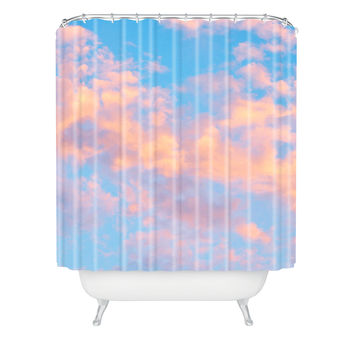 Lisa Argyropoulos Dream Beyond The Sky Shower Curtain