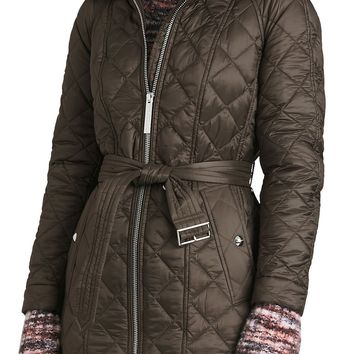 Burberry Baughton 18 Quilted Coat | Nordstrom