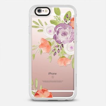 Floral Bouquet iPhone 6s case by quinn luu | Casetify