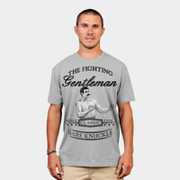 The Fighting Gentlemen T Shirt By NGDesign Design By Humans