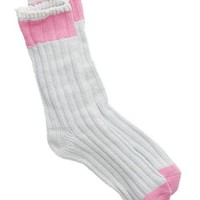 Aerie Women's Ruffle Boot Socks