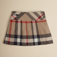 Burberry Girls' Serena Kilt – Sizes 4-14