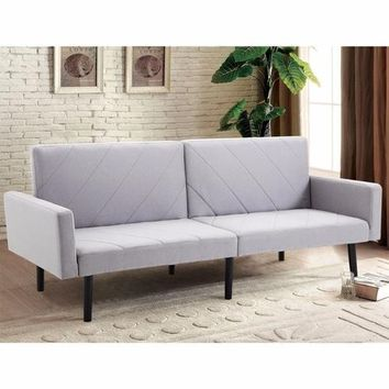 Futon Sofa Bed Convertible Recliner Couch