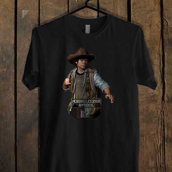 Chandler Riggs Carl Grimes The Walking Dead TV Series T Shirt Mens T Shirt and Womens T Shirt **
