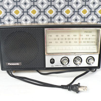 Vintage Radio Panasonic RE-6278