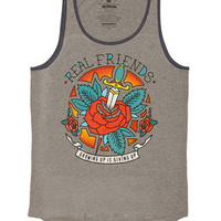 Glamour Kills - Guys GK X REAL FRIENDS TANK