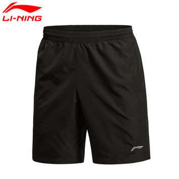 Men's Training Shorts Breathable 100% Polyester Sports Shorts