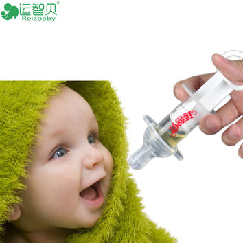 Brand safe silicone newborn baby products pacifier care kids solid feeding medicine dropper utensils flatware for baby