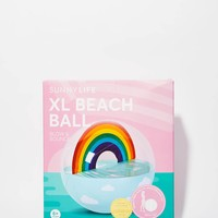 Sky Fall XL Beach Ball