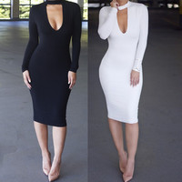 Bodycon Sexy Club Dresses
