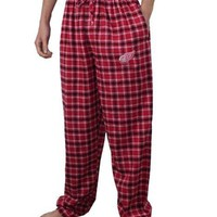 NHL Detroit Red Wings Huddle Flannel Pant