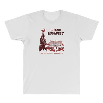 grand budapest hotel All Over Men's T-shirt