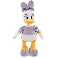 "Disney 8"" Daisy Duck Plush"