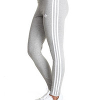 3 Stripes Leggings by Adidas