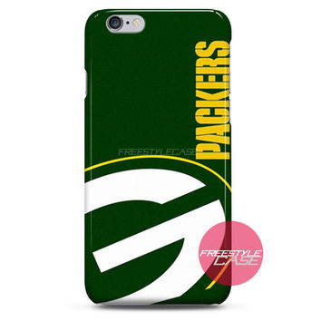 Green Bay Packers NFL iPhone Case 3, 4, 5, 6 Cover
