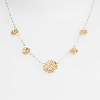 Anna Beck Signature Reversible Station Necklace | Nordstrom