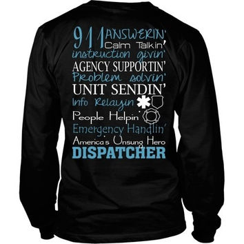 DISPATCHER PROUD