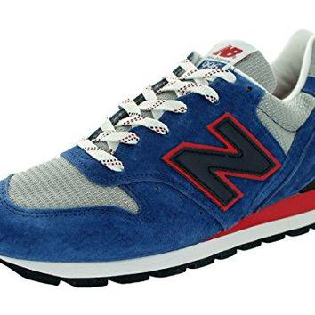New Balance Men's Connoisseur East Coast Summer 996 Classics Running Shoe M996CMB