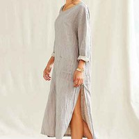 Urban Renewal Vintage Long Sleeved Tunic - Urban Outfitters